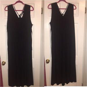 Black Maxi Dress by Avenue